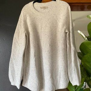 Loft Flecked Sweater
